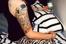 Tattoos / by Mena Seyed-Ashraf