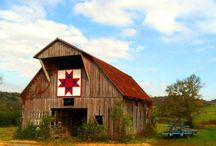 Barn quilts / by Dorothy Thomas