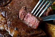 Protein. Vitamins. Minerals. / Meat!  / by Frisby Angela