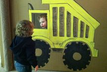 Construction first birthday / by Cristina Stroh