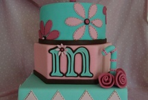 Birthday Cakes / by Crystal