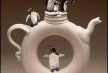 Teapots / by Donna Raitanen