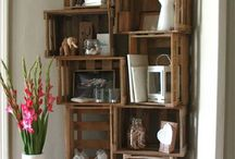 Crate upcycles / by Upcycle That