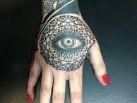 Hand Tattoo / hand tatto inspo / by Yolanda