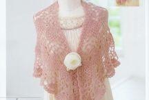 Crochet Shawl V Shape / by Irma Perez