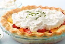 Pie, Pie, Pie / All the best pie recipes and baking tips / by Pyrex