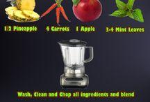 A Juice stuff/ L smoothie stuff / by Lynette Kelleher
