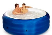 Portable Spas & Hot Tubs / by ActiveForever.com