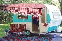 Caravans & Tents / by Kat