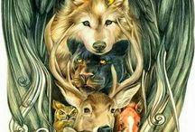 animal totem / by amber raver