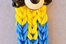 rainbow loom / by Tammy Corkins