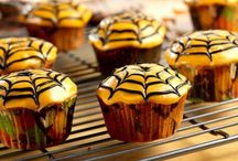 Halloween Cupcakes / Check out these hair-raising Halloween cupcakes! / by Kitchen Daily