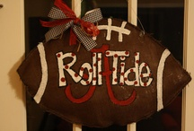 Roll Tide Baby! / by Sabra Boutwell Money