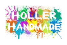 Holler Handmade Group  / Holler Handmade started March 9th 2012, 1300 members strong and growing!!! A place to shop, promote, learn, and make friends!!! Come join all the fun!---> http://www.facebook.com/groups/hollerhandmade / by Amanda Johnson