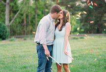 Jen and Jonah Photograhers / #Romantic #fineart #film #wedding #photography / by Jennifer Otchy