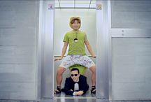 Gangnam Style  / K-POP :) / by EverQuestDragon