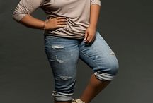 LUSH: Fat-u-lous Fashions / A board for fashion and confidence inspiration. Plus sized gals look here when you need a boost and a reminder that YOU ARE BEAUTIFUL. / by Vanessa Nix Anthony