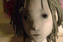 Cloth Dolls / by Michele Jones