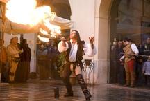 The Great Medieval Fest/24 March 2012 at Castello Bevilacqua/ di Castello Bevilacqua