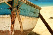 Boats / by Debbie Sheegog
