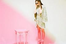 Inspiration Board: Pink / by Lulu Parkinson