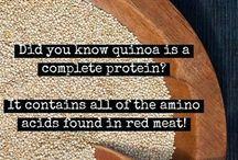 Recipes - Quinoa / by Connie Iannello