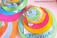 Preschool printables / by ✿⊱╮Bo Mayo