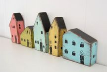 Miniature Houses / by Bellissima Kids