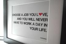 Love my job / by Alessandra Assad