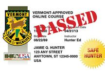Vermont / by Hunter Ed