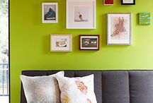 Fresh Ways to Display Your Art / by Sunset Magazine