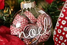 Handmade Christmas Decor & Gifts / A collection of DIY handmade Christmas ornament and gift ideas. / by Balsam Hill Christmas Tree Co.