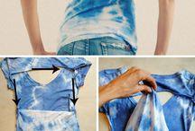 t-shirt cut designs / by Sara Wiens