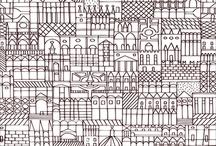 patterns / by Ji Hye (Summer) Choi