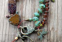 boho beads / by Naomi Key