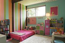 harmony's bedroom / by Beth Shipley
