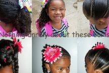 Kids hairstyles / by Kimbra Furlong