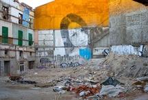 Streetart / by Andrea Cegarra