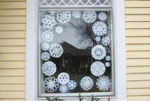 snowflakes / by Denise Mower