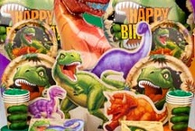 Dinosaur Party Ideas / by Birthday in a Box