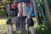 Sculptures / by Steampunk Tendencies