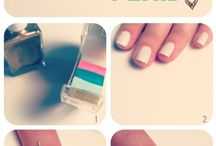 Nails... / by Tuli Brum