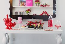 Bachelorette Party / Planning Vanessa's bachelorette party / by Annemarie Low