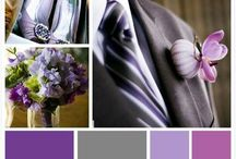 Purple gray  / by Jennifer Carlson