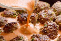 Meaty Main Meals / by Christy Harrison