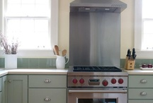kitchen / by Molly Messner