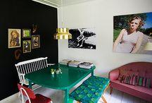 Livingroom inspiration / by Céline Hallas