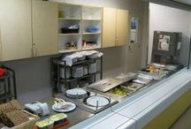 Tiny Kitchen / organization - enjoyment in a very small space  / by Lucy Wilson