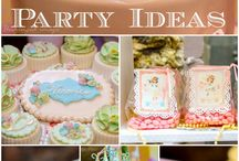 PARTY IDEAS / by Laura Domínguez