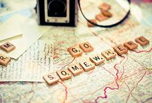 oh the places you will go / by Caroline Burkhardt